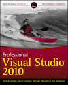 Professional Visual Studio 2010 (0470873124) cover image