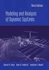 Modeling and Analysis of Dynamic Systems, 3rd Edition (0471394424) cover image