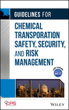 Guidelines for Chemical Transportation Safety, Security, and Risk Management, 2nd Edition (0471782424) cover image