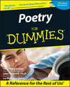 Poetry For Dummies (0764552724) cover image