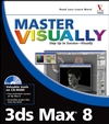 Master Visually 3ds Max8 (0764579924) cover image