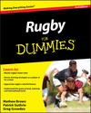 Rugby For Dummies, 3rd Edition (North American Edition) (1118043324) cover image