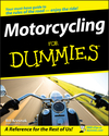 Motorcycling For Dummies (1118068424) cover image