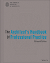 The Architect's Handbook of Professional Practice, 15th Edition (1118308824) cover image
