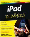iPad For Dummies, 5th Edition (1118537424) cover image