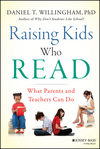 Raising Kids Who Read: What Parents and Teachers Can Do (1118769724) cover image