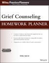 Grief Counseling Homework Planner, (with Download) (1119385024) cover image