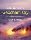 Introduction to Geochemistry: Principles and Applications (1405121424) cover image