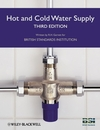 Hot and Cold Water Supply, 3rd Edition (1405130024) cover image