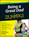 Being a Great Dad For Dummies, Australian and New Zealand Edition (1742169724) cover image