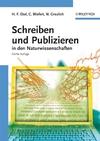 Schreiben und Publizieren in den Naturwissenschaften, 5th Edition (3527308024) cover image