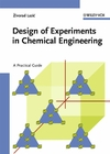 thumbnail image: Design of Experiments in Chemical Engineering: A Practical Guide