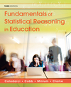 Fundamentals of Statistical Reasoning in Education, Third Edition (EHEP001724) cover image