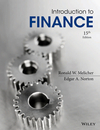 Introduction to Finance: Markets, Investments, and Financial Management, 15th Edition (EHEP002924) cover image