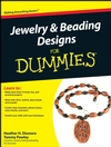 Jewelry and Beading Designs For Dummies (0470291125) cover image