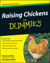 Raising Chickens For Dummies (0470573325) cover image