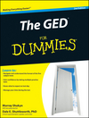 The GED For Dummies, 2nd Edition (0470630825) cover image