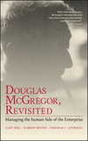 Douglas McGregor, Revisited: Managing the Human Side of the Enterprise (0471314625) cover image