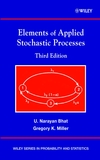 thumbnail image: Elements of Applied Stochastic Processes, 3rd Edition
