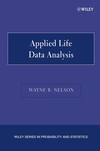 Applied Life Data Analysis (0471644625) cover image