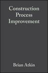 Construction Process Improvement (0632064625) cover image