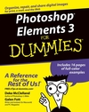 Photoshop Elements 3 For Dummies (0764570625) cover image