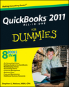 QuickBooks 2011 All-in-One For Dummies (1118005325) cover image