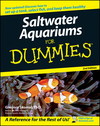 Saltwater Aquariums For Dummies, 2nd Edition (1118051025) cover image