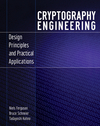 Cryptography Engineering: Design Principles and Practical Applications  (1118502825) cover image