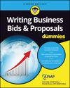 Writing Business Bids and Proposals For Dummies  (1119174325) cover image