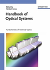 Handbook of Optical Systems, 5 Volume Set (3527403825) cover image