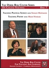 Teaching Political Science with Stanley Hoffmann and Teaching Poetry with Helen Vendler, The Derek Bok Center Series on College Teaching, Disc 7 (0470259426) cover image
