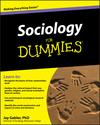 Sociology For Dummies (0470632526) cover image