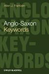 Anglo-Saxon Keywords (0470657626) cover image