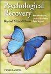 Psychological Recovery: Beyond Mental Illness (0470711426) cover image