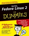 Red Hat�Fedora�Linux�2 For Dummies (0764567926) cover image