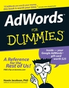 AdWords For Dummies (1118051726) cover image