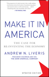 Make It In America: The Case for Re-Inventing the Economy, Updated Edition (1118199626) cover image