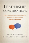 Leadership Conversations: Challenging High Potential Managers to Become Great Leaders (1118378326) cover image