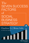 The Seven Success Factors of Social Business Strategy (1118715926) cover image