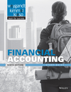 Study Guide to accompny Financial Accounting, 9th Edition (1118855426) cover image
