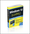 Windows 10 For Dummies Book + Online Videos Bundle (1119049326) cover image
