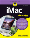 iMac For Dummies, 9th Edition (1119241626) cover image