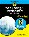Web Coding & Development All-in-One For Dummies (1119473926) cover image