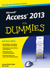 Access 2013 für Dummies (3527679626) cover image