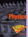 Physics, Volume 1, 5th Edition (EHEP001926) cover image
