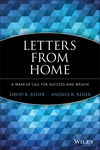 Letters from Home: A Wake-up Call for Success and Wealth (0470637927) cover image