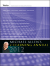 Michael Allen's 2012 e-Learning Annual (0470913827) cover image