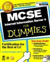 MCSE Internet Information Server 4 For Dummies (0764504827) cover image