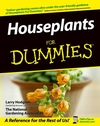 Houseplants For Dummies (0764551027) cover image